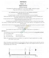 isc question papers 2013 for class 12 u2013 physics practical