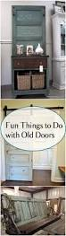 fun things to do with old doors fun diy and doors fun things to do with old doors