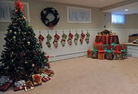 army family of nine receives basement make over for christmas