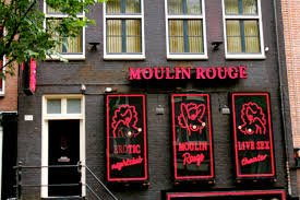 hostel amsterdam red light district red lights bikes pastries show me the world