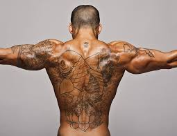 top back tattoos for mens back wing tattoos tattoos
