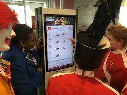 mcdonalds open for thanksgiving norwich mcdonald u0027s to offer self ordering kiosks and dine in table
