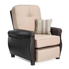 Patio Chair Recliner Outdoor Recliner La Z Boy Outdoor Patio Furniture Wicker Recliner