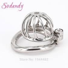 small metal rings images Sodandy chastity devices male small penis lock stainless steel jpg