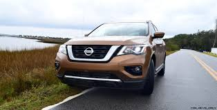 2017 nissan armada third row 2017 nissan pathfinder platinum 4wd road test review new photos