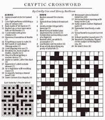 national post cryptic crossword forum november 2014