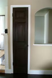 bathroom closet door ideas bathroom closet door install cabinet instead of built out