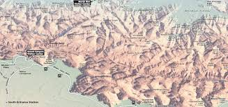 Grand Canyon National Park Map Yavapai Point Sunset Grand Canyon National Park Arizona Blog