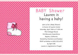 baby shower invitation wording ideas free best invitations card