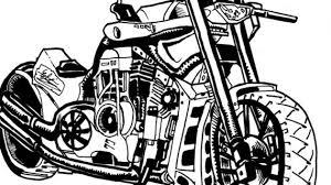 motorcycle pencil drawings drawing pencil