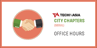 tech in asia city chapters seoul office hours q2