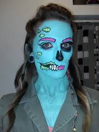 Pop Art Halloween Costume Pop Art Zombie Tutorial Makeupaddiction
