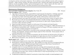 Resume Samples Law Enforcement by Enjoyable Police Officer Resume Example 15 Access Control Resume