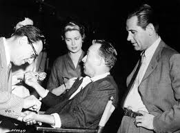 Westmore Cosmetics Makeup Artist Perc Westmore Gets Errol Flynn Ready For The Filming