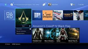 Ps4 Suspend Are Wallpapers Coming In A Future Ps4 Firmware Update Push Square
