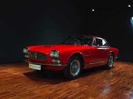 classic maserati 1965 maserati sebring serie ii classic driver market
