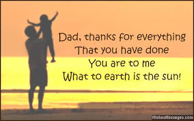 thank you dad messages and quotes u2013 wishesmessages com
