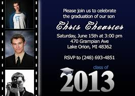 how to make graduation invitations graduation invitation ideas make your own cloveranddot