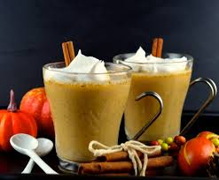 warm pumpkin spice cocktail may i that recipe