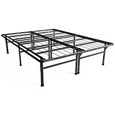 amazon com zinus 14 inch smartbase mattress foundation platform