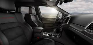 jeep cherokee 2018 interior 2018 jeep grand cherokee the most awarded suv ever