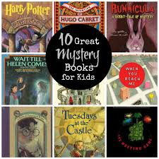 10 Great Books About For 10 Great Mystery Books For Projects