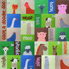 sewing letter templates free alphabet applique pattern shiny happy world noisy farm quilt pattern from shiny happy world