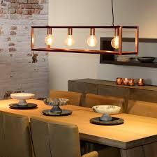 Copper Pendant Lights Kitchen Lucide Oris 4 Light Bar Ceiling Pendant Copper U2026 Pinteres U2026