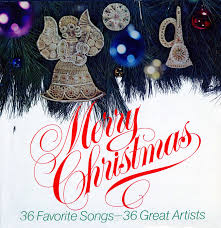 merry christmas 36 favorite songs 36 artists 3p6306 christmas