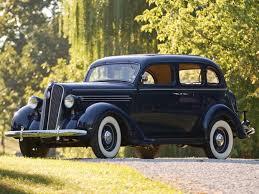 1936 plymouth deluxe four door touring sedan chrysler dodge