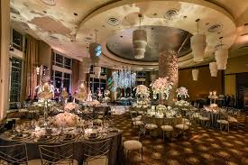 trump tower chicago wedding decor by hmr designs spaces