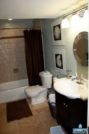 Bathroom Home Decor by Entrancing 30 Brown Bathroom Decor Ideas Decorating Design Of