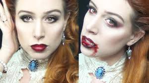 lucy westenra dracula u0027s character make up tutorial halloween