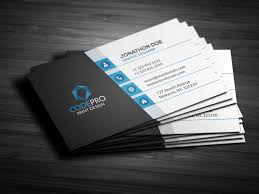 business card creative modern business card business card templates creative