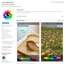 People Who Are Color Blind New App Lets Colourblind People See Colours For The First Time