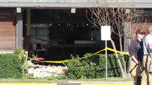 is golden corral open on thanksgiving car crashes into north richland hills restaurant nbc 5 dallas