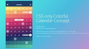 40 best free calendar templates psd css3 wallpapers download