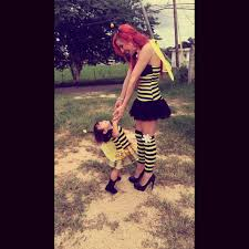 mother and daughter halloween costume ideas mommy daughter costume baby pinterest daughters