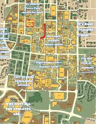 Michigan State Campus Map by The Best Places To Smoke Weed On Mizzou U0027s Campusthe Black Sheep