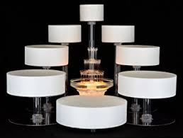 wedding cake stand 8 tier cascade wedding cake stand style r800