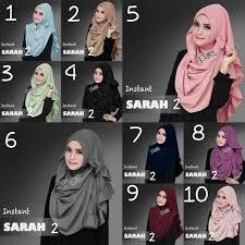 tutorial hijab pesta 2 kerudung shialatinos