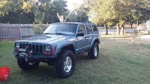 jeep cherokee modified scott lenk u0027s 1999 jeep cherokee