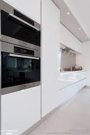 Cuisine Blanche Brillante by