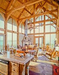 Timber Frame Barn Homes Barn Homes Texas Hemlock Timber Frame Is Also A Party Post And