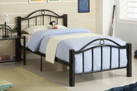 Bedroom Furniture Full Size Bed Black Metal Full Size Bed Steal A Sofa Furniture Outlet Los