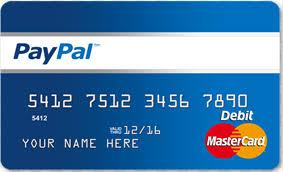 prepaid mastercard paypal prepaid mastercard review