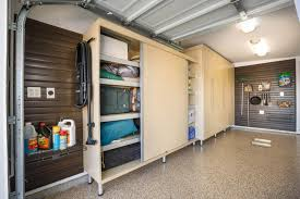 Floor To Ceiling Storage Cabinets With Doors Garage Pre Built Garage Cabinets And Storage Modular Units