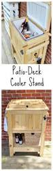 best 25 deck cooler ideas on pinterest patio cooler pallet
