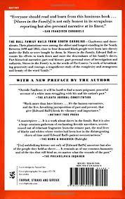 black friday history slaves slaves in the family edward ball 9780374534455 amazon com books