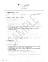 loan officer resume sample choose sample resume professional